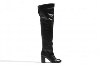 Over the knee boots van Sarenza