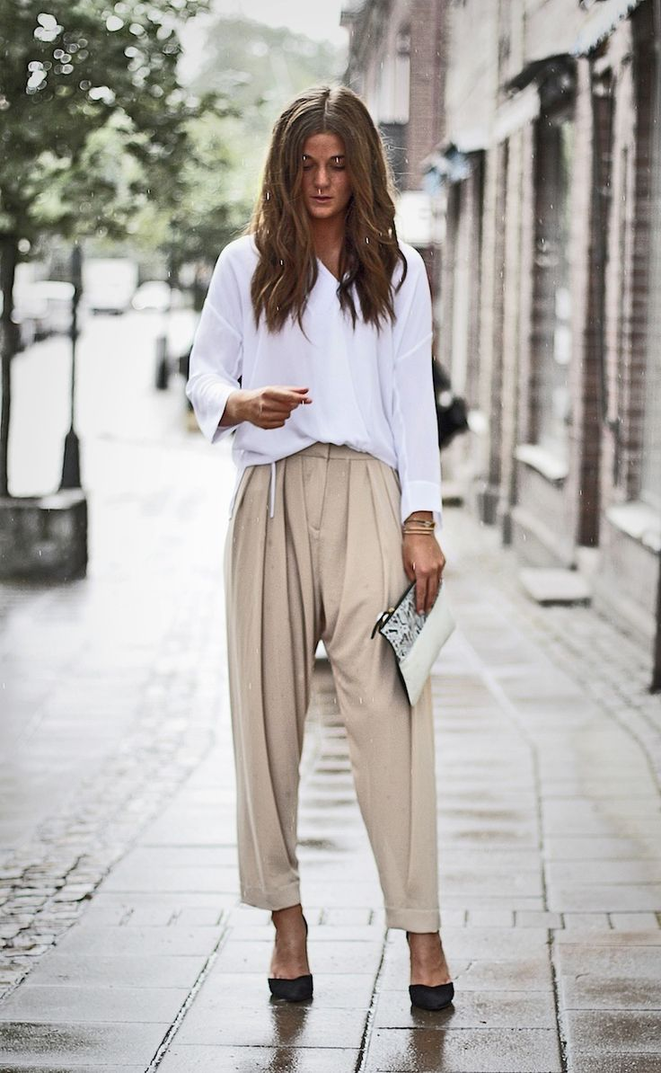 How to style-de witte blouse6
