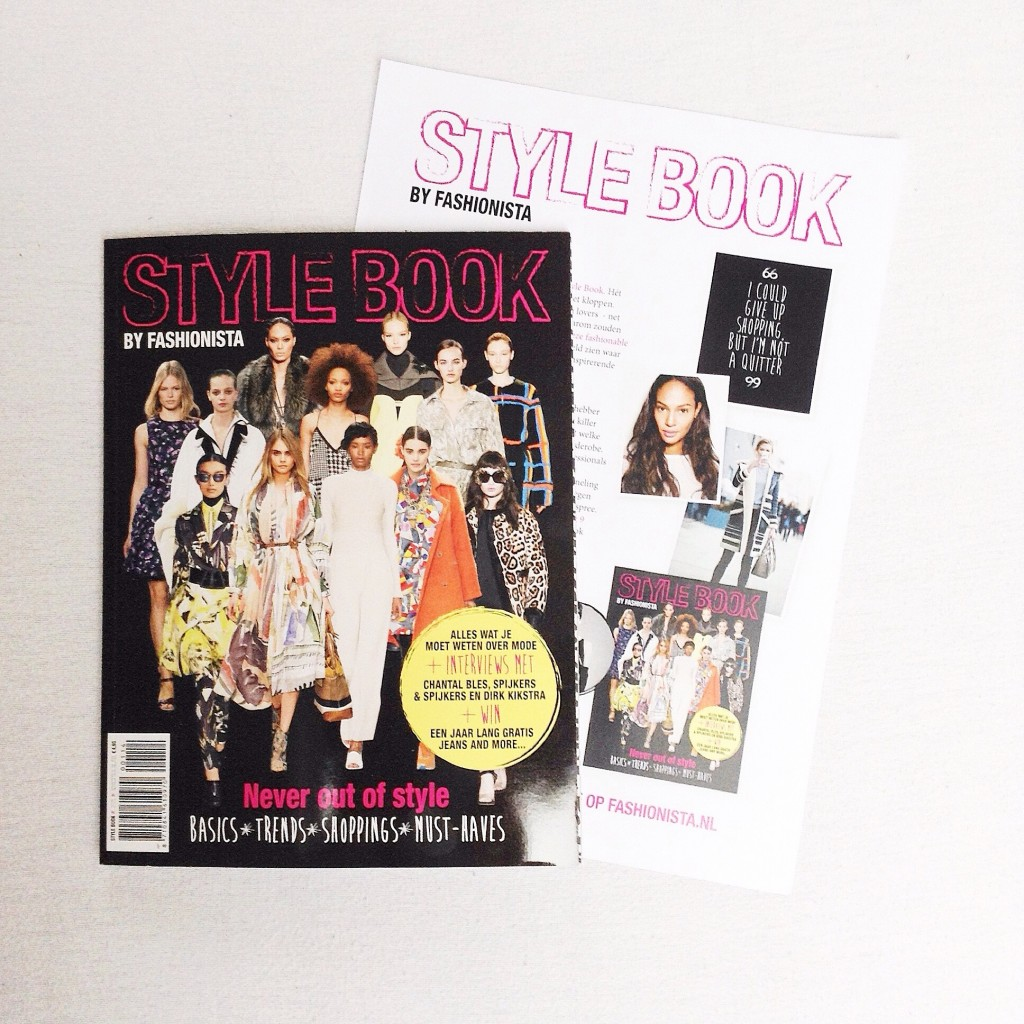 Nieuwe must-have special van Fashionista magazine