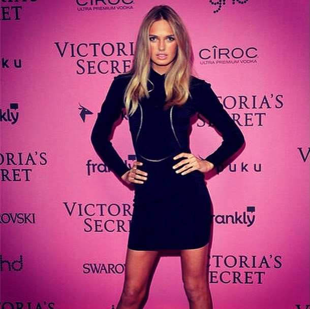 Victoria's Secret Backstage The New Girl In Town3