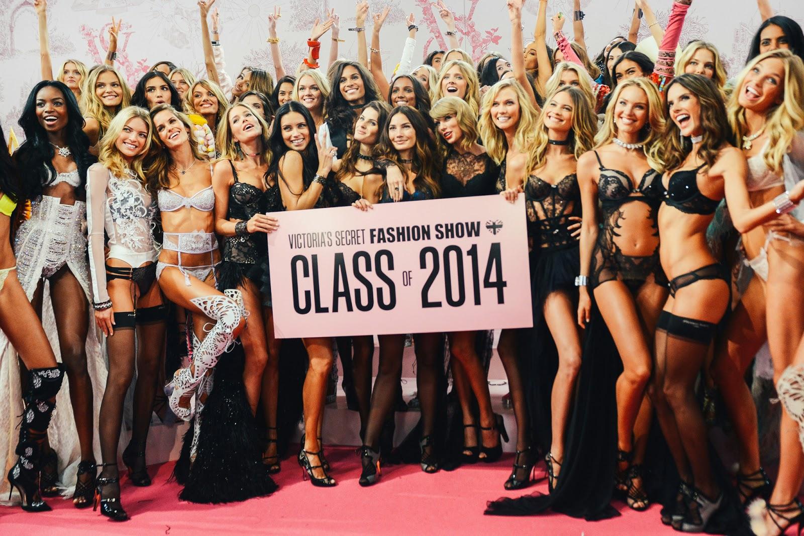 Op deze dag wordt de Victoria's Fashion Secret show 2015 uitgezonden