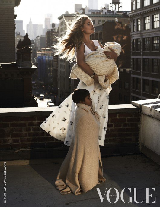 Doutzen 30 jaar Vogue collector's issue