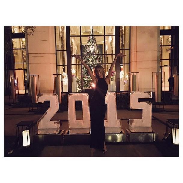 """@rosiehw: """"HAPPY NEW YEAR!!  Wishing everyone a happy and healthy 2015! ❤️ Rx #HappyNewYear #2015"""""""