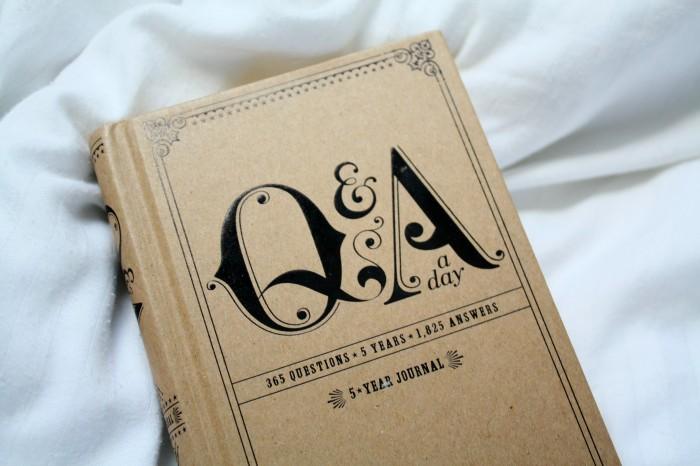 Q&A journal1