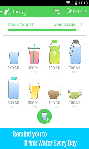 water your body app
