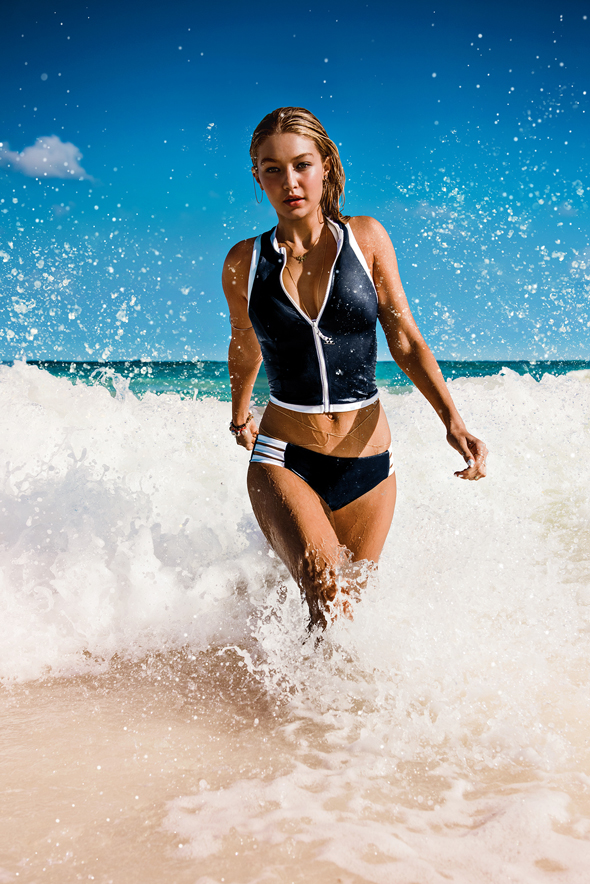Gigi Hadid for Seafolly2