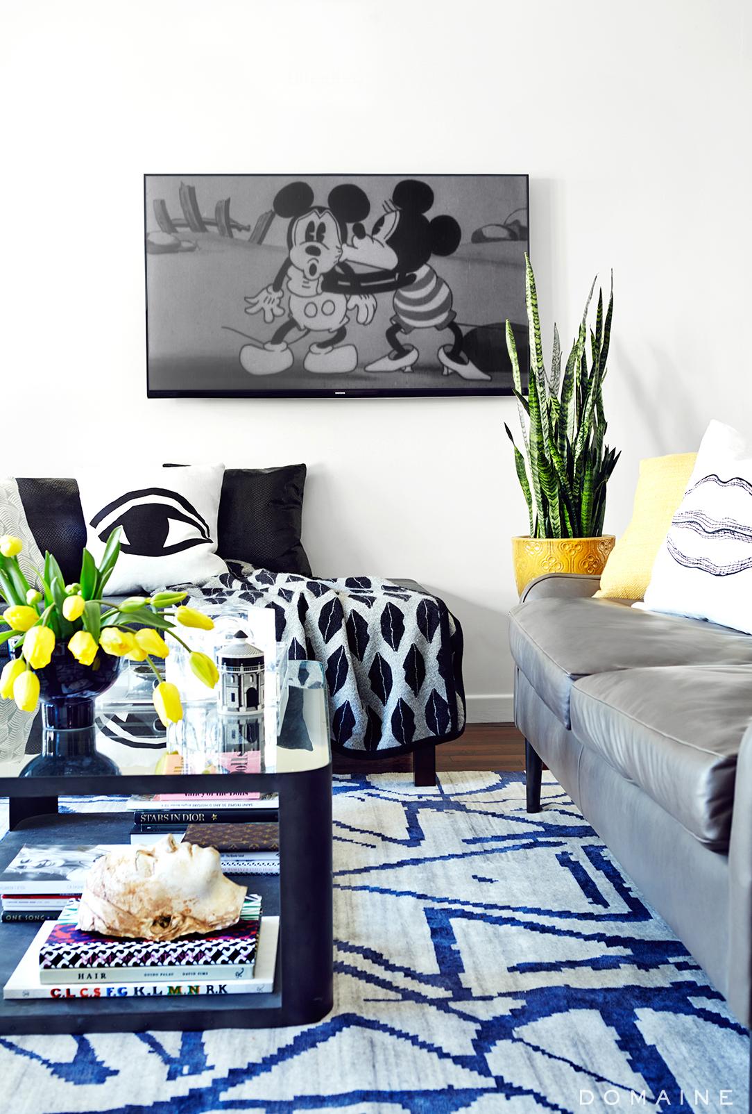 Chiara Ferragni Los Angeles home