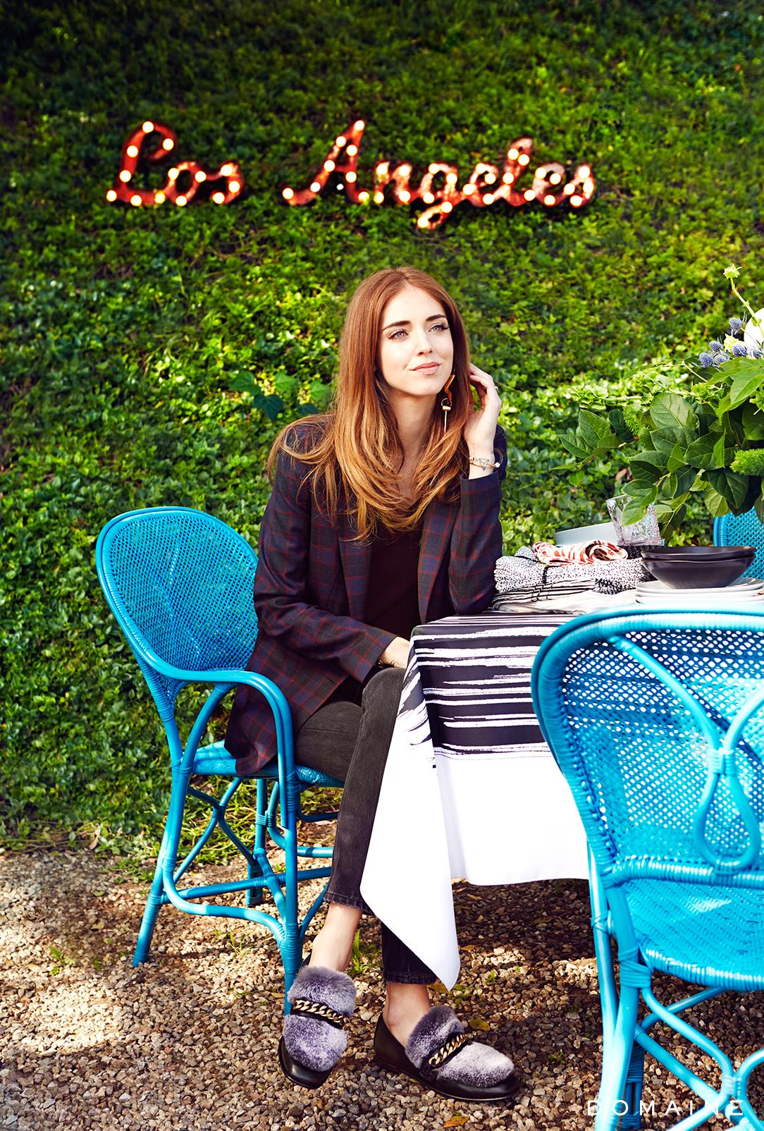 Chiara Ferragni Los Angeles home12