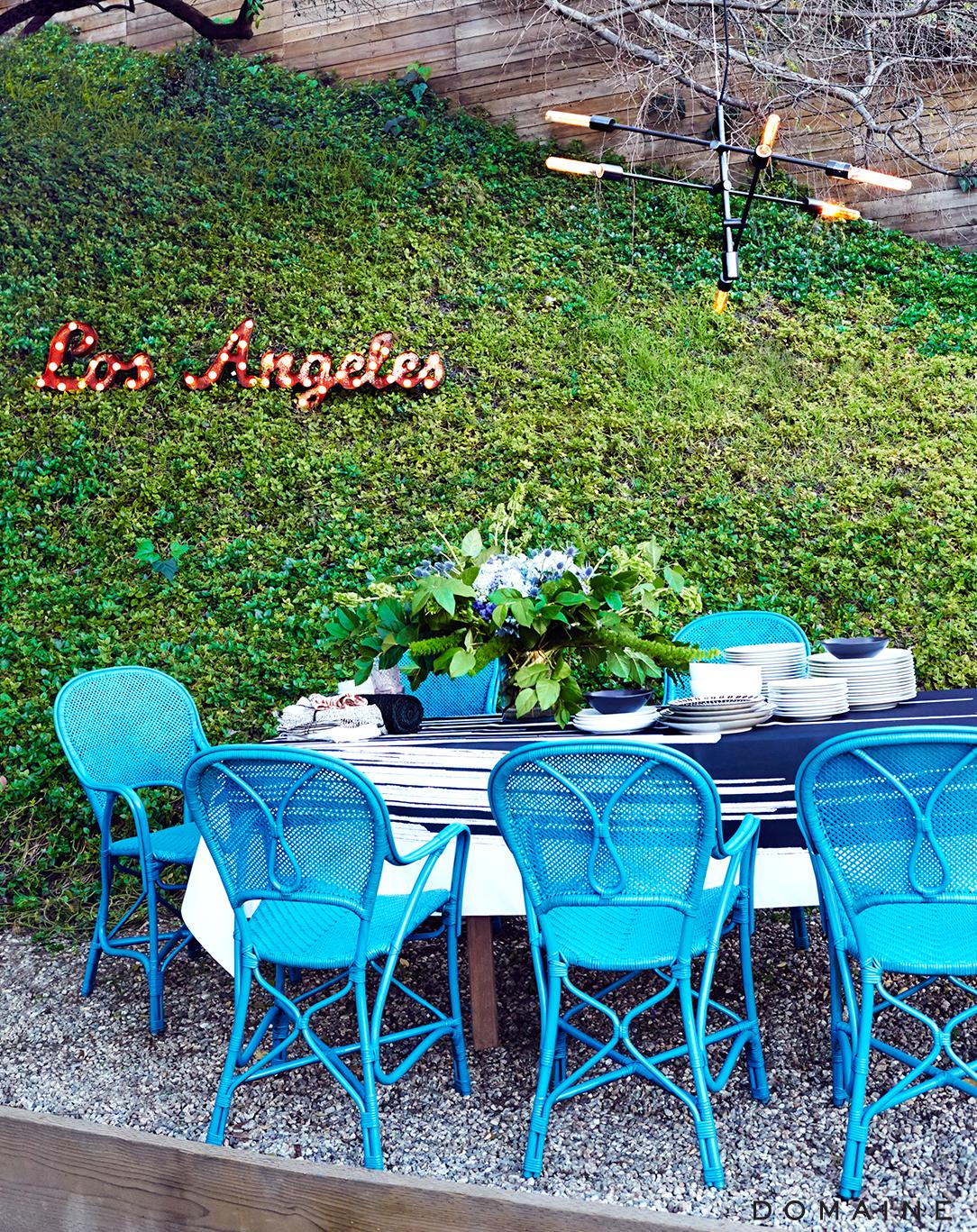 Chiara Ferragni Los Angeles home13