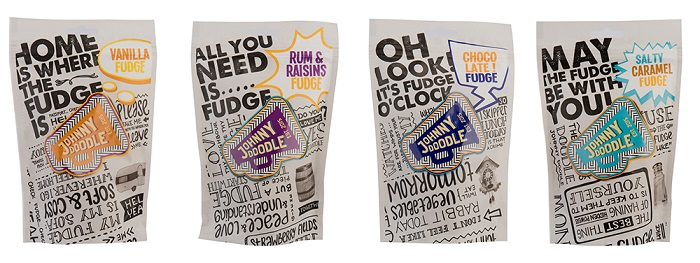 Er is een nieuw fudge- en chocolademerk op de Nederlandse markt