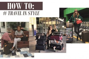 5 tips: travel in style