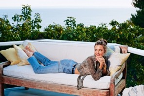 Home tour: Miranda Kerr Malibu beach house