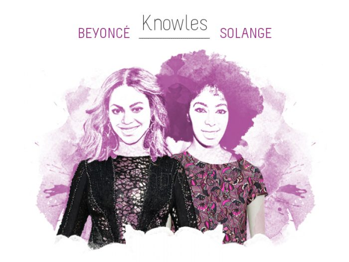 Stylight Beyonce en Solange Knowles