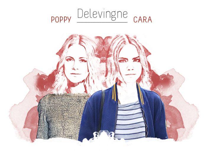 Stylight Cara en Poppy Delevingne