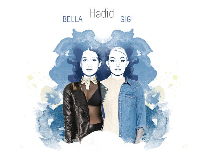 Stylight Gigi en Bella Hadid