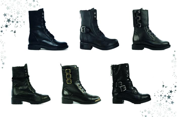 Winter musthave: de biker boots