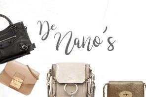 Designertassen Musthaves: de nano's