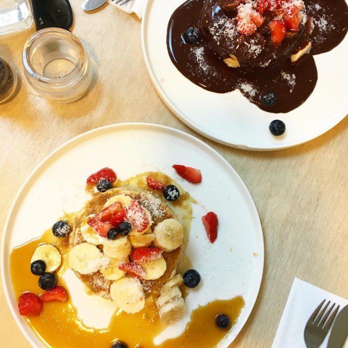 wat ik ga missen aan wonen in Amsterdam - Mook pancakes
