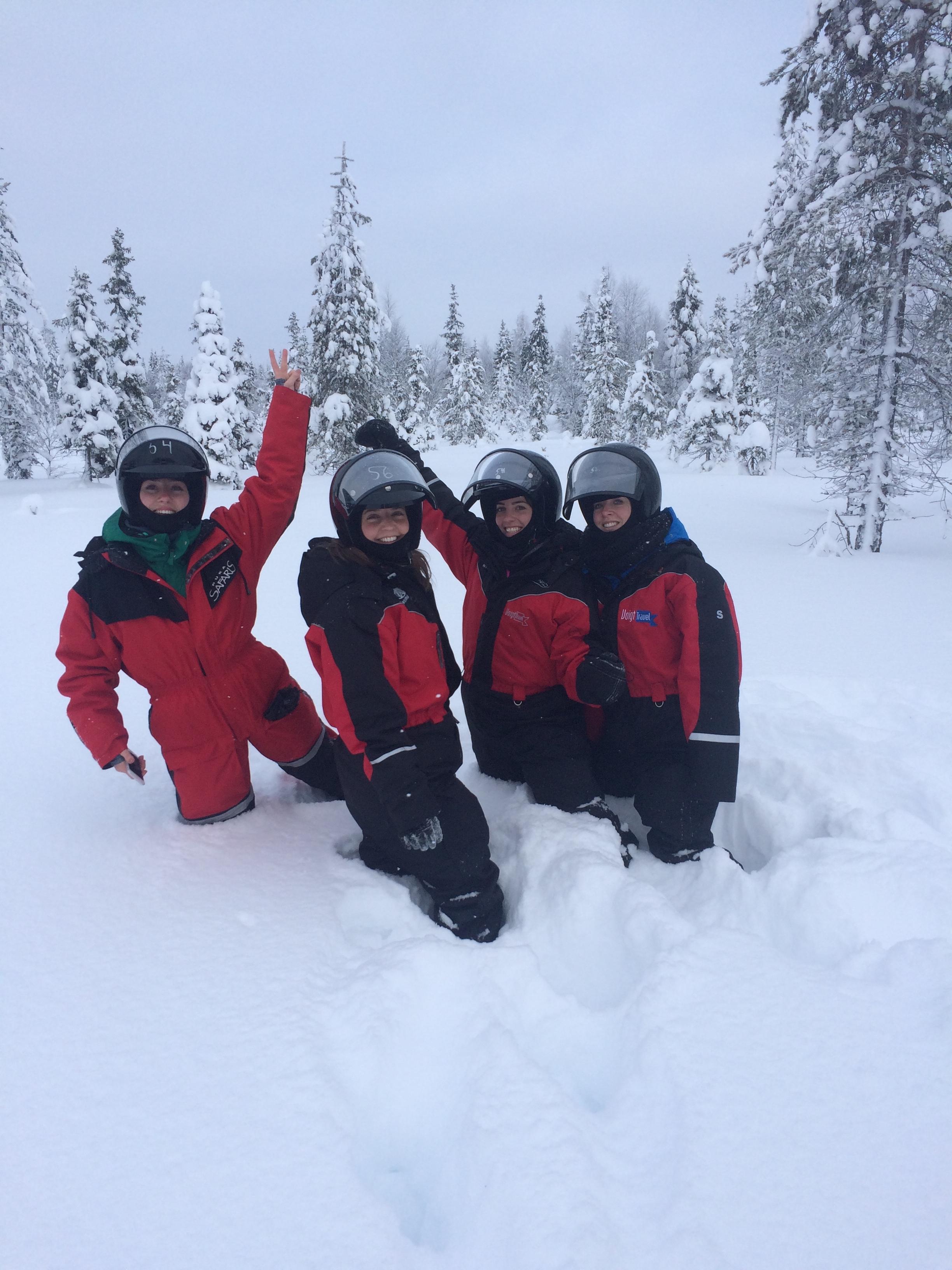 Waarom ook jij naar Lapland wilt