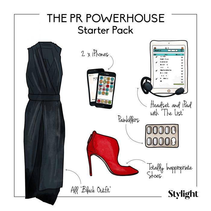 FASHIONWEEK the pr powerhouse
