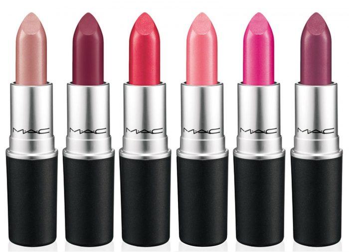 MAC Cosmetics geeft tijdelijk 20 % korting op lipsticks