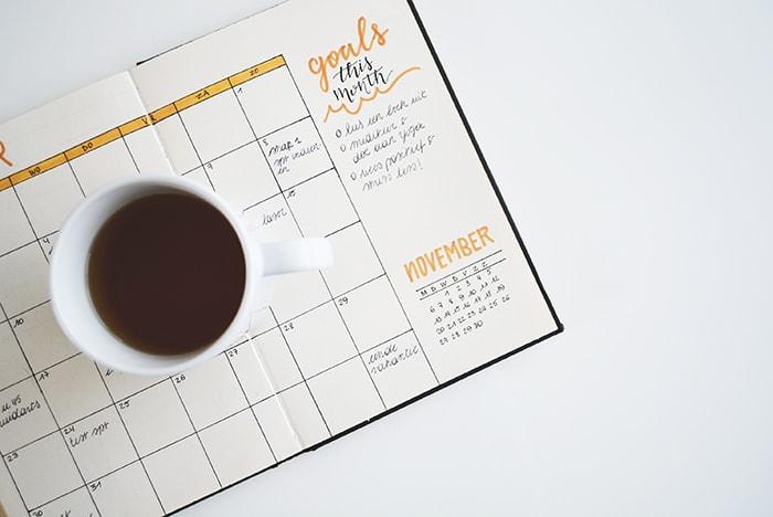 Een georganiseerd 2018? Gebruik een Bullet Journal