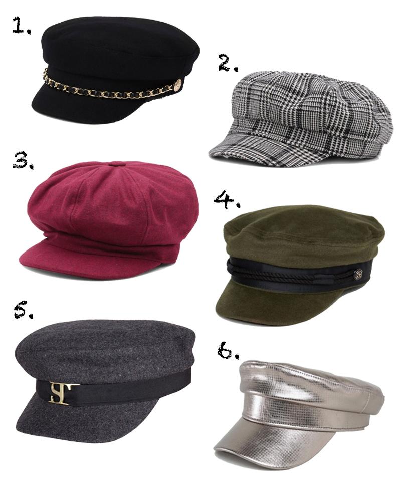 shopping sailor cap