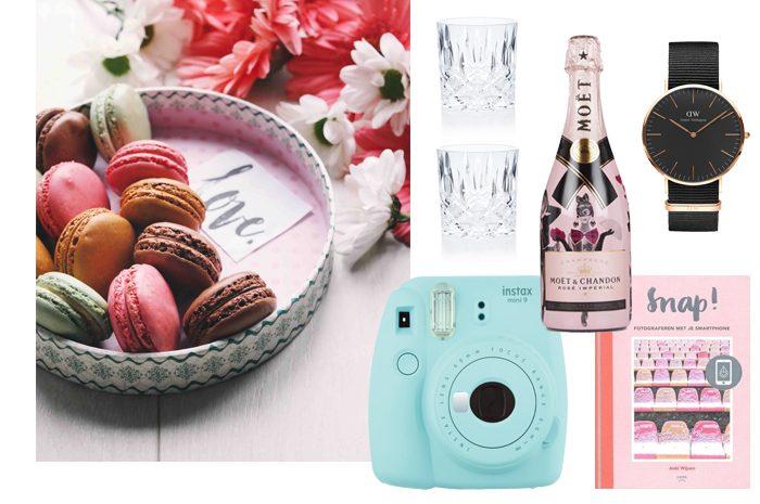 Valentijnscadeaus: voor hem & haar