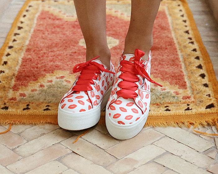 sneakers voor de lente