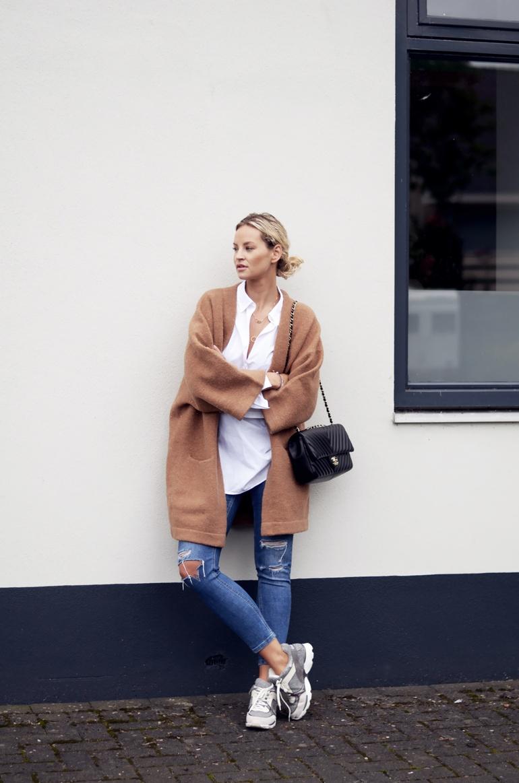 Beste How to style: de witte blouse XU-22